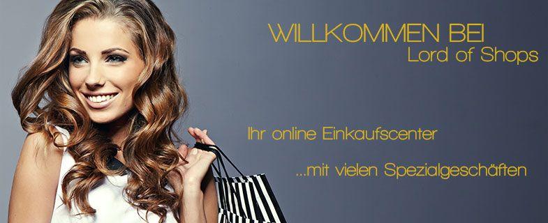 Viel Spass beim Einkauf im Online Shoppingcenter.