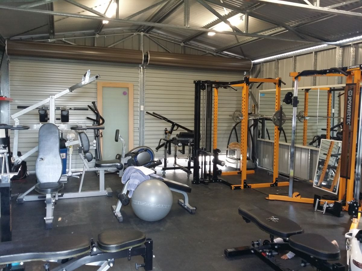 Marcos ultimate man cave gym in australia crypted