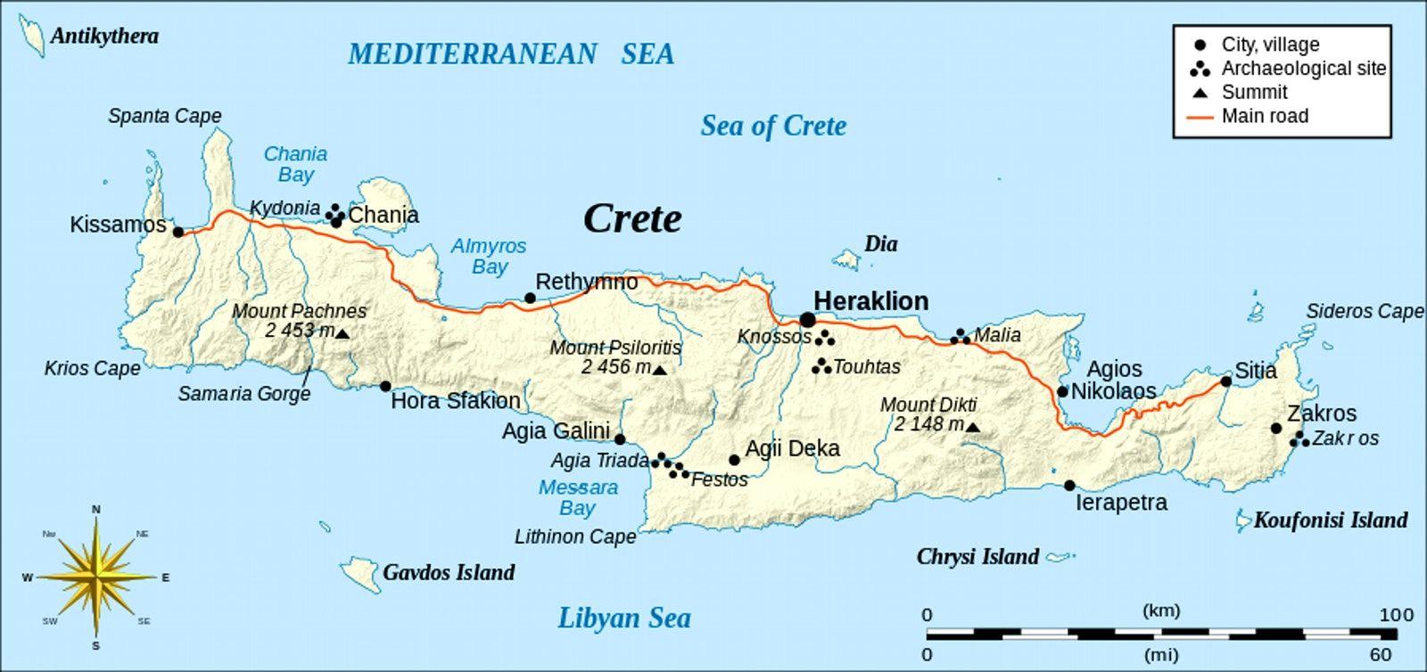 Pin On Crete