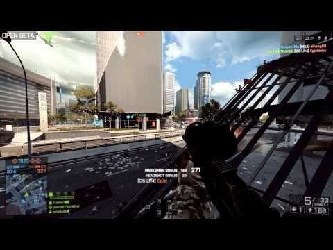 The Start Battlefield 4 Sniping Montage By Nova Betrayed