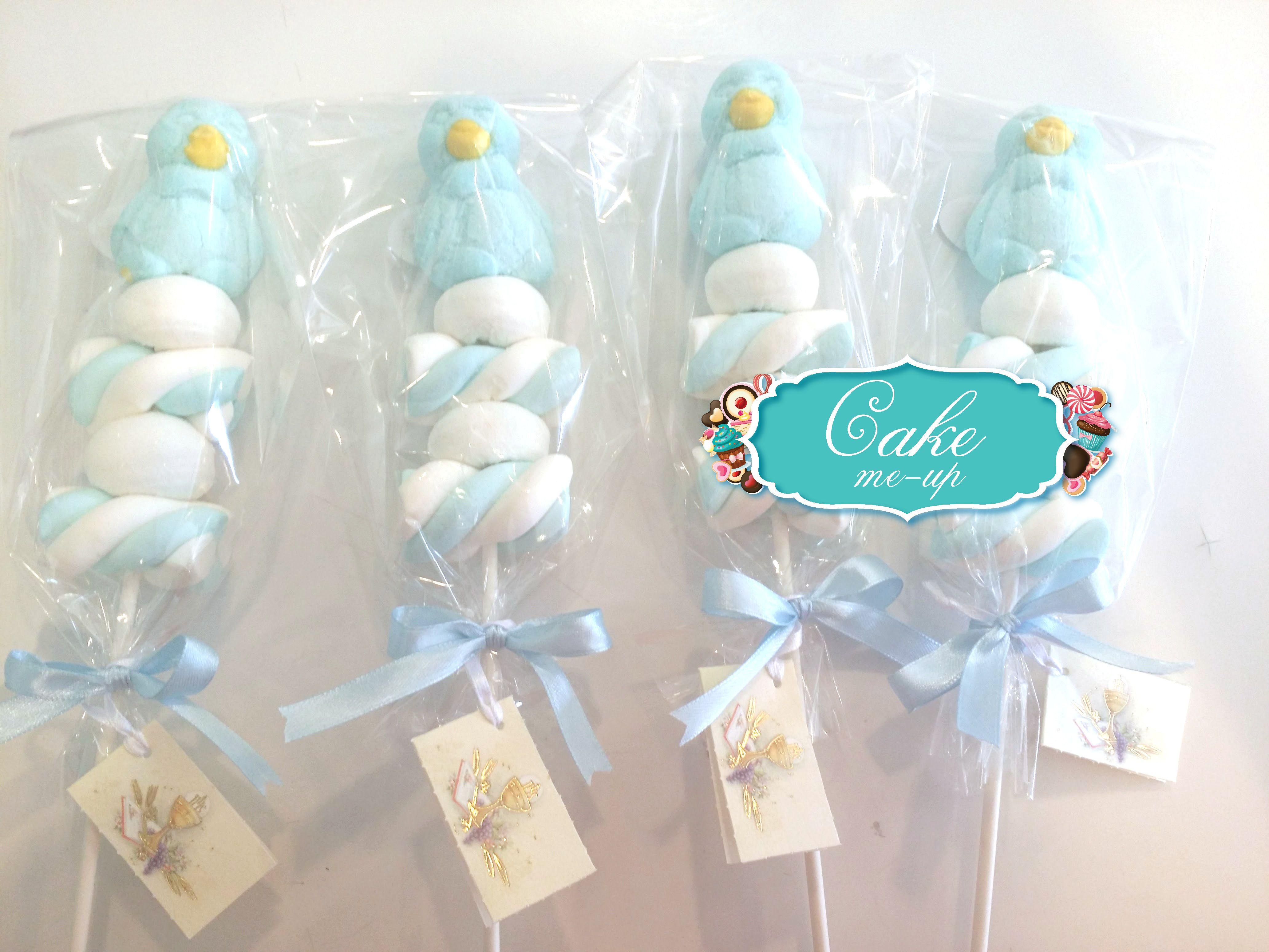 Regalo Primo Compleanno Nipotino marshmallow #caramelle #candy #cakemeup #pescara #candyidea