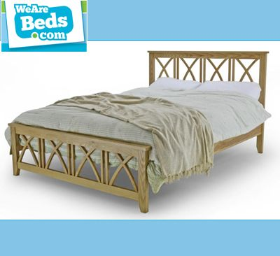 Ashfield wooden small double bed frame bedroom furniture | Muebles ...