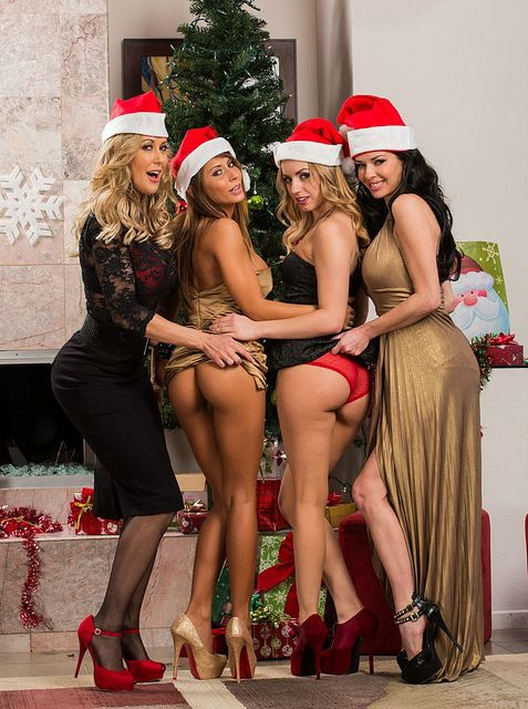 Porn madison ivy christmas