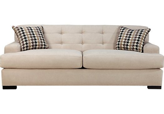 Shop for a Cindy Crawford Home Avery Place Hemp Sleeper at Rooms To