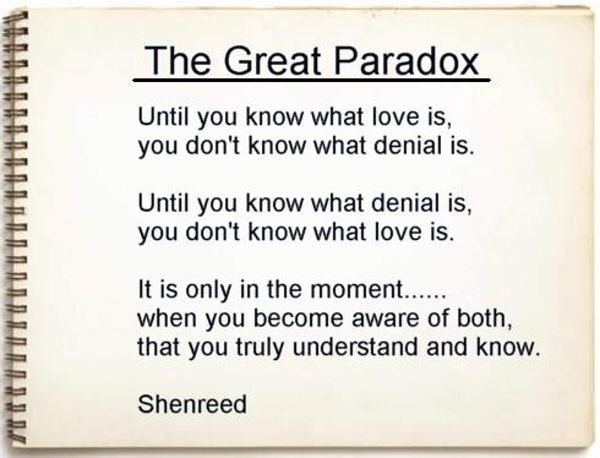 paradox examples - Google Search | Word | Pinterest | Paradox