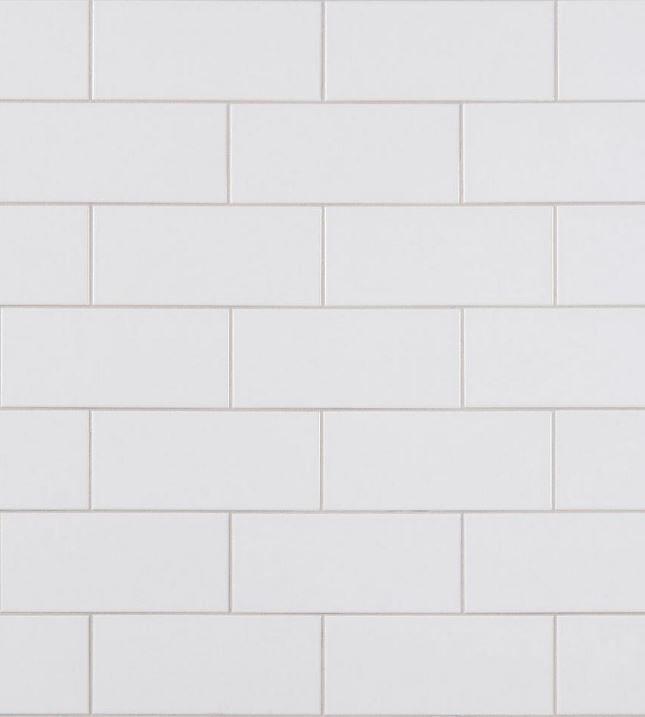4x10 Subway Tile Kitchen
