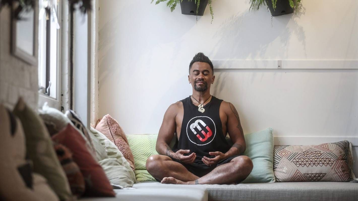 Māori stories, coupled with yoga, may be the way to