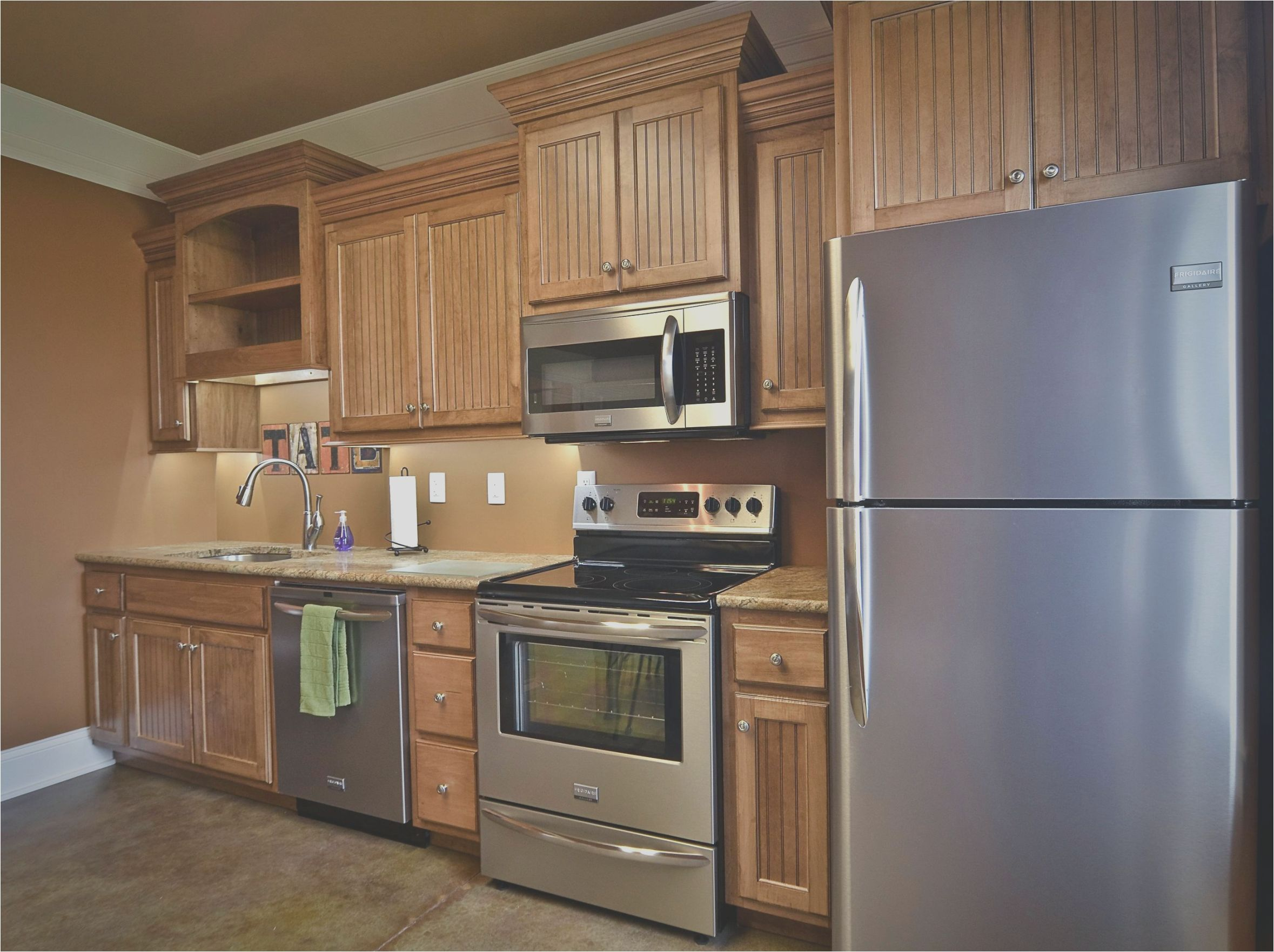 48 Latest Cleaning Wood Kitchen Cabinets Design By Henry Bishop For Detail And More You Can F Stained Kitchen Cabinets Wood Kitchen Cabinets Staining Cabinets