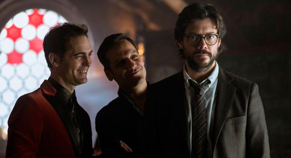 El Garrafal Error De La Tercera Temporada De La Casa De Papel Palermo New Trailers Greys Anatomy Gifts