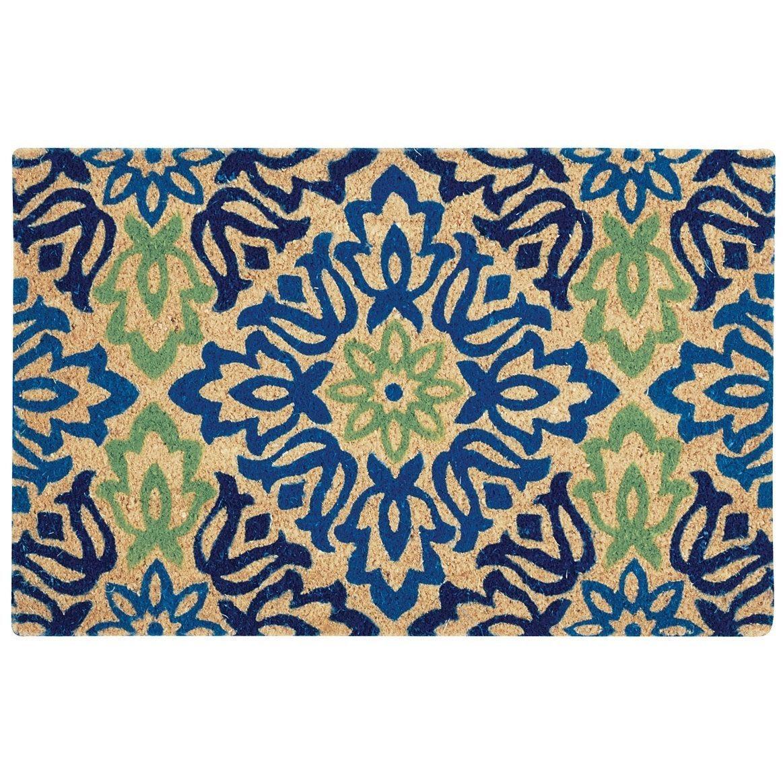 Waverly greetings sweet things navy blue doormat by nourison waverly greetings sweet things navy blue doormat by nourison 1 kristyandbryce Images