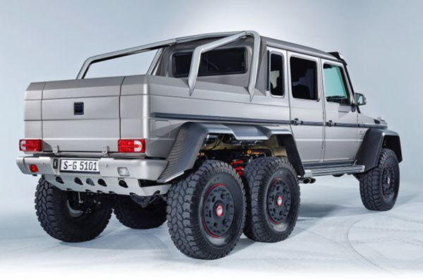 Bullet Proof Mercedes Benz Amg Delivers The Ultimate Off