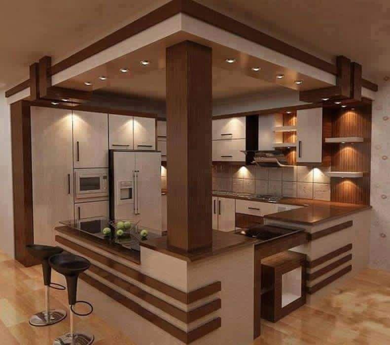 Cocina Kitchen Diseno Elegante Diseno Cocinas Modernas