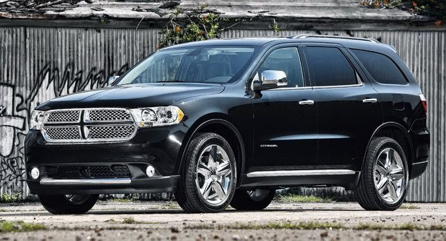 Not Sure I Like The New Durango Dodge Durango New Dodge Durango 2012 Dodge Durango