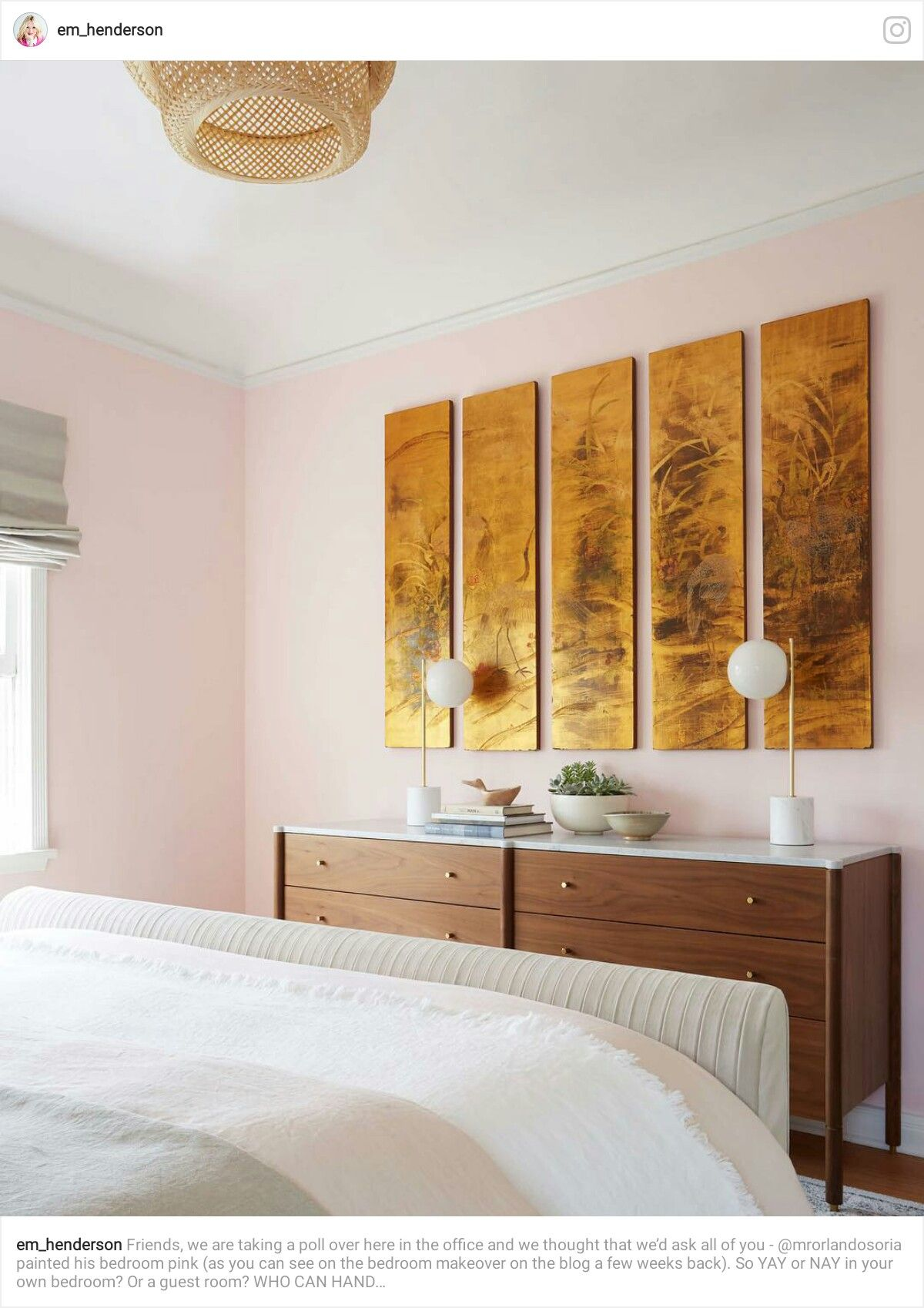 Pin by Yonnie Smith on Stylish Bedrooms Pink master