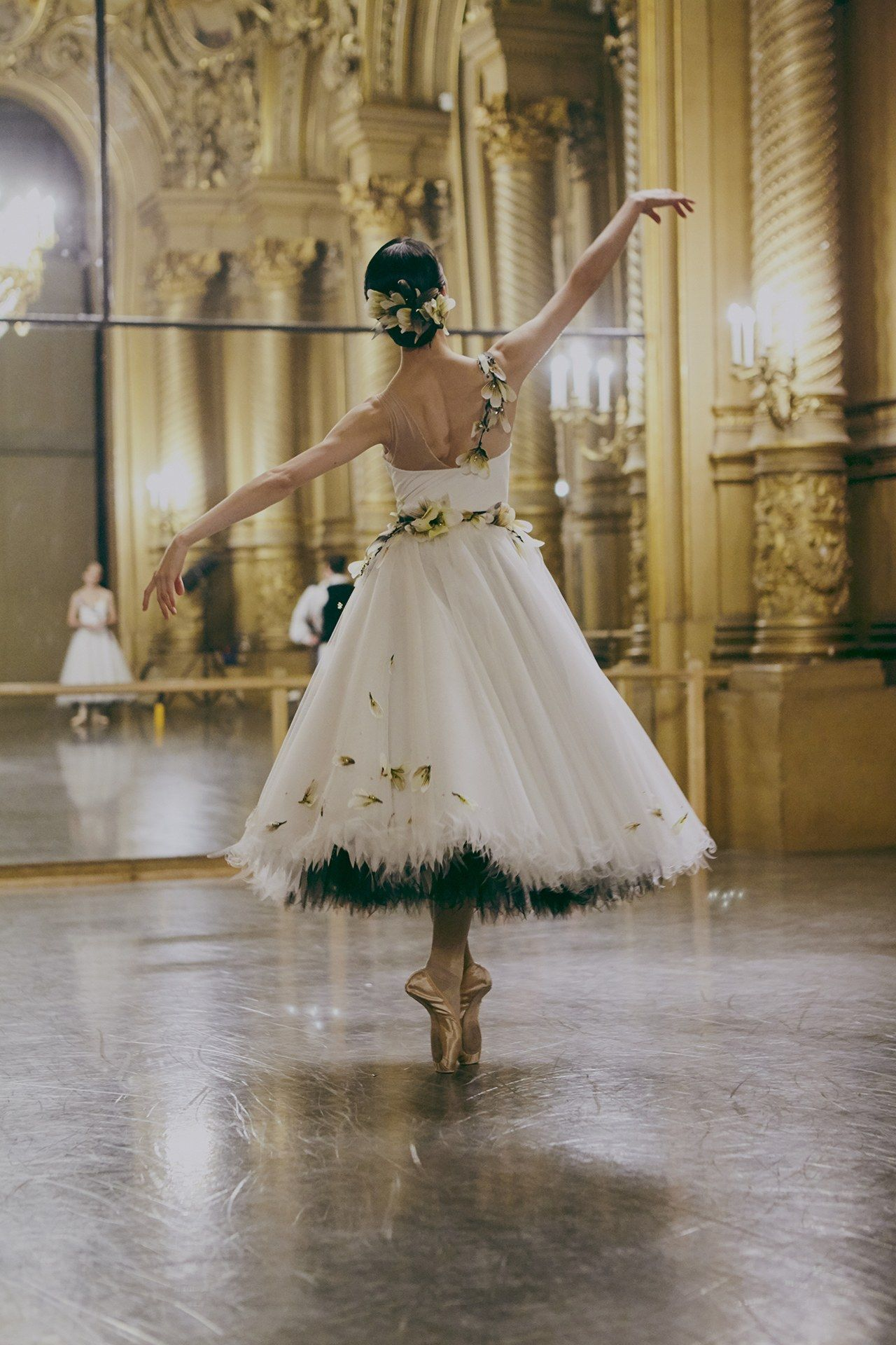 Behind the scenes at the 2019 Paris Opera Ballet gala