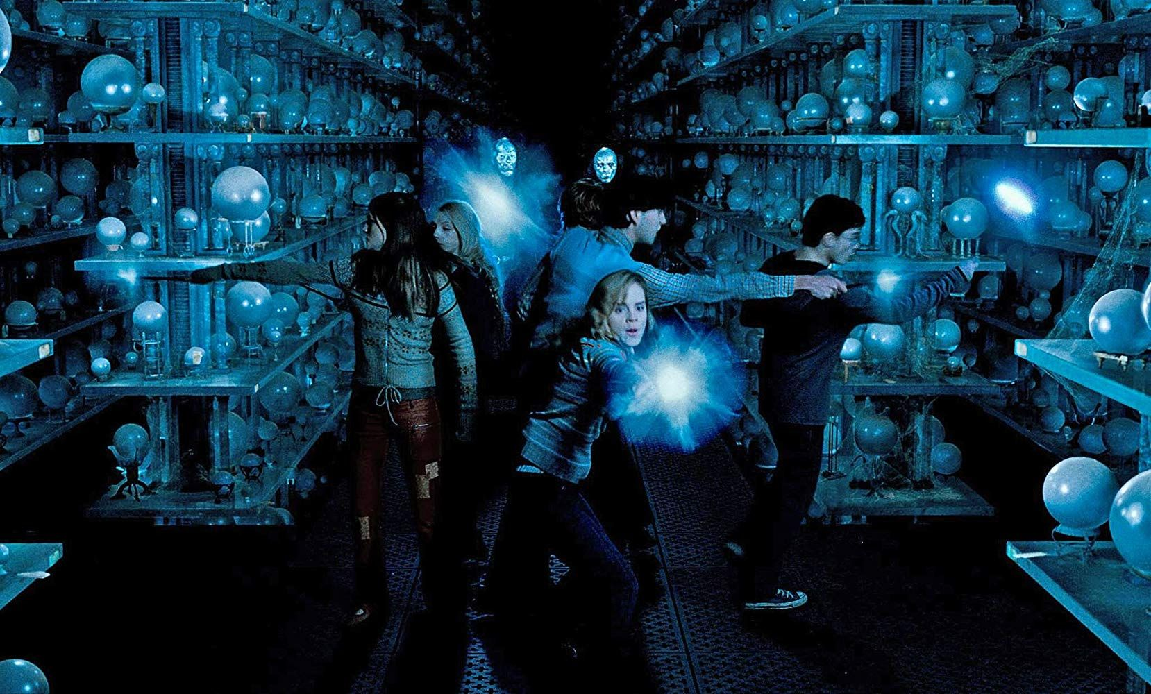 Harry Potter And The Order Of The Phoenix 2007 Harry Potter Wiki Harry Potter Patronus Harry Potter Movies