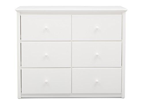 Delta Children Somerset 6 Drawer Dresser White Dresser Drawers 6 Drawer Dresser Delta Children