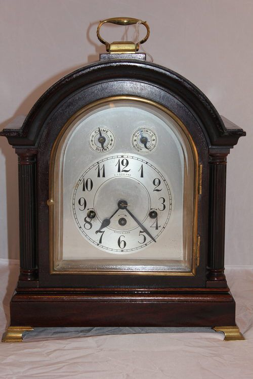 8cd9648a749 Antiques Atlas - Westminster Chime Bracket Clock