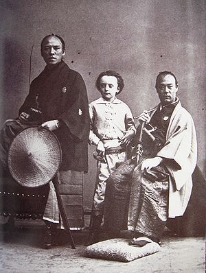 photo by Nadar 1863