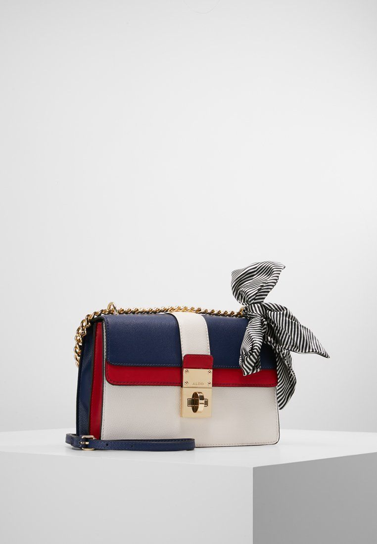 ALDO CERANO - Across body bag - navy multi-coloured - Zalando.co.uk ... db0d364a21896