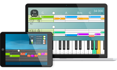 Yousician is the best way to learn, practice and master a musical
