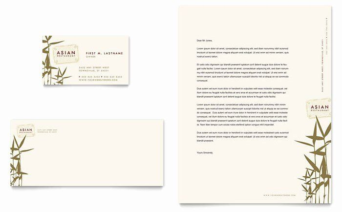 Chinese Restaurant Gift Certificate Template Lovely asian Restaurant Business Ca...
