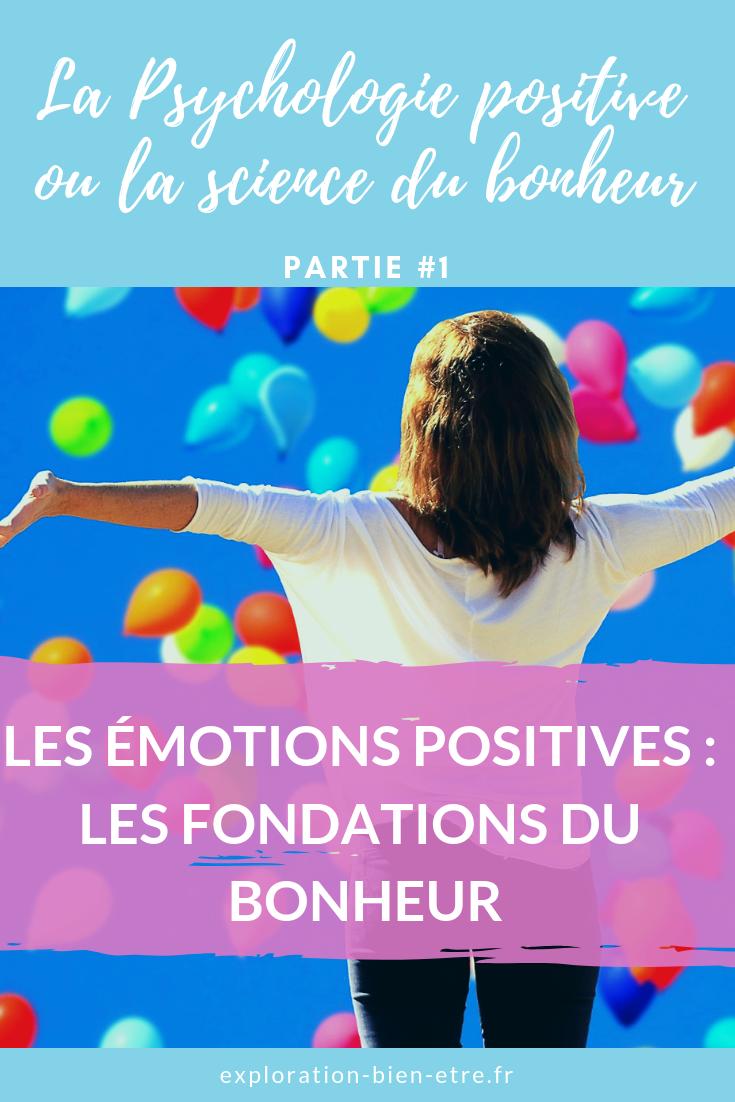 La Psychologie Positive Psychologie Positive Emotions Psychologie