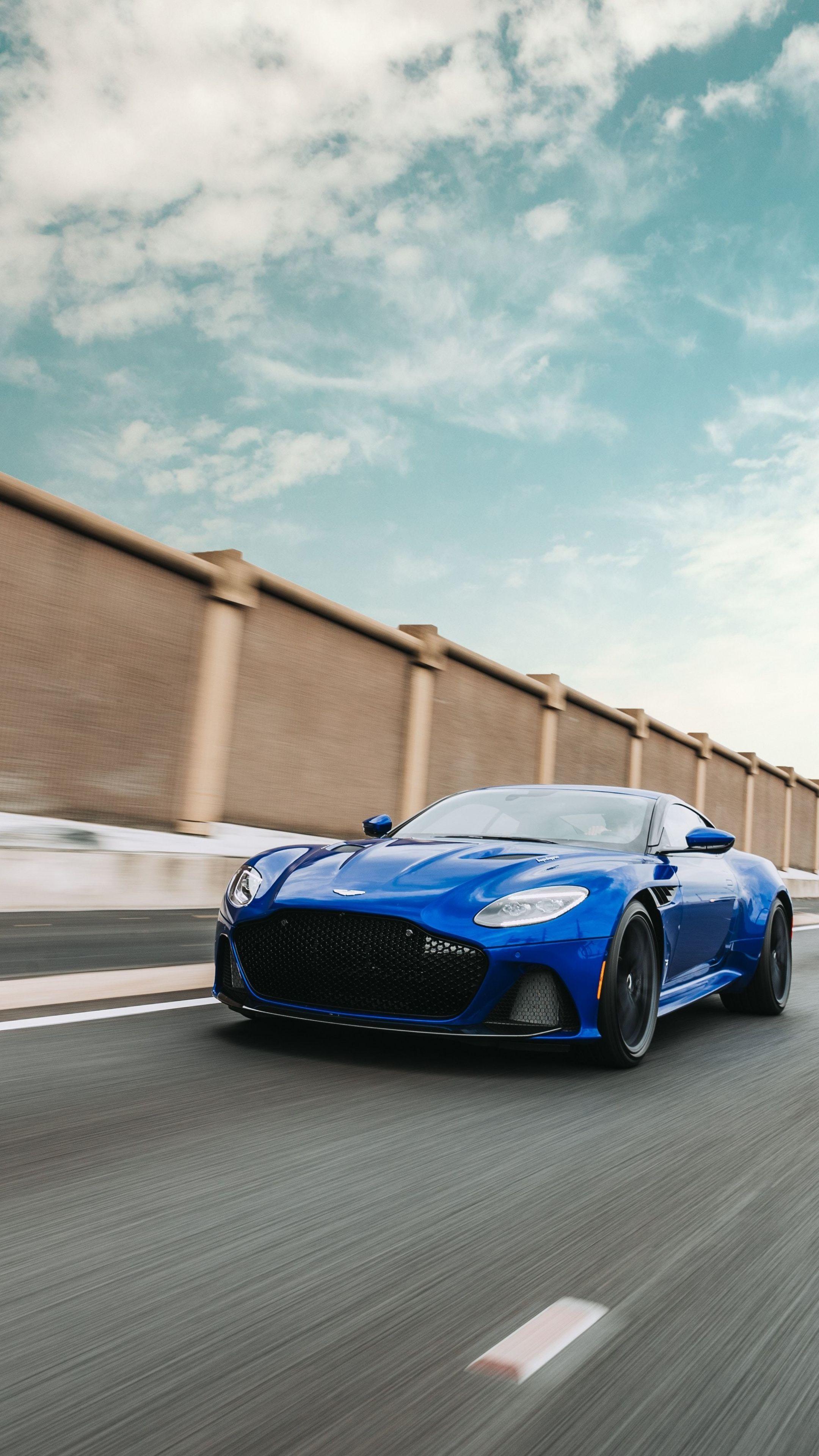 21603840 Aston Martin Blue Sports Car Wallpaper Sports Car Wallpaper Sports Car Aston Martin