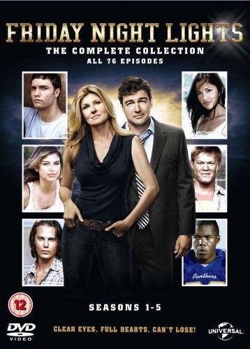 Friday Night Lights   Season 1 5 (Import) (DVD)