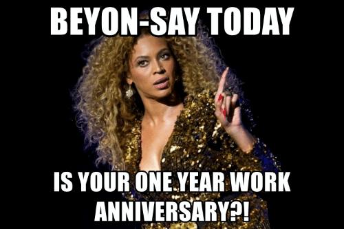 Happy Work Anniversary Memes Work Anniversary Meme Work Anniversary Happy Day Quotes