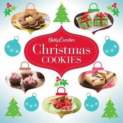 Celebrate Christmas with delicious home-baked cookies from Betty