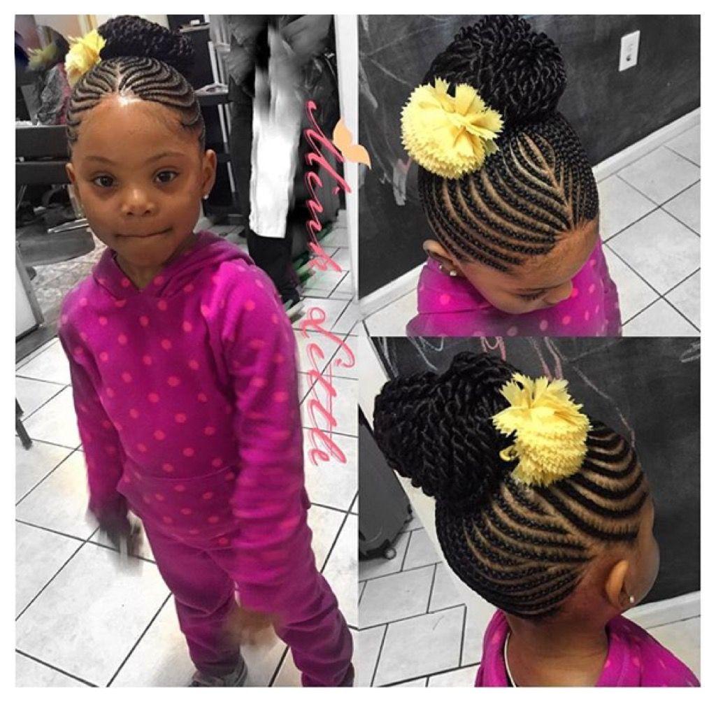 Kids styles | Hairstyles For Little Girls | Pinterest | Kid braids ...