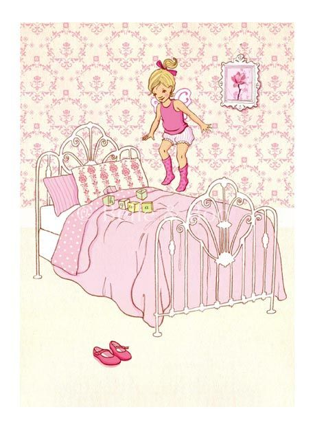 One of my fave Belle and Boo Prints!  Reminds me of our Miss B!
