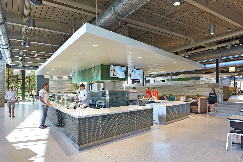 Western Dining Commons Miami University Robert Benson