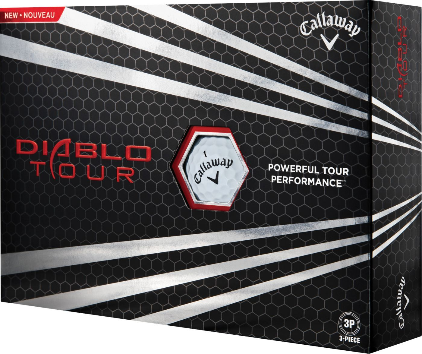 Callaway Diablo Tour Golf Balls Golf tips, Golf ball