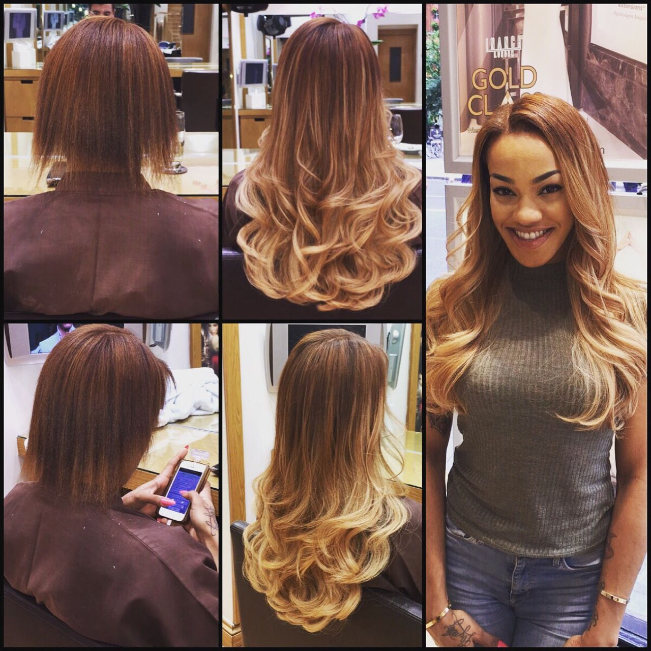 Goldclassblog Testing The Latest Miracle Hair Product Olaplex Our