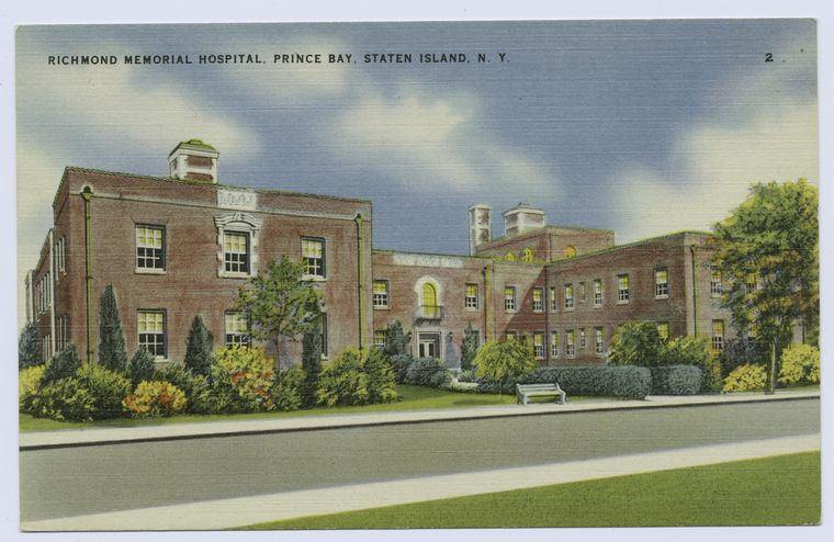 Richmond Memorial Hospital Staten island new york