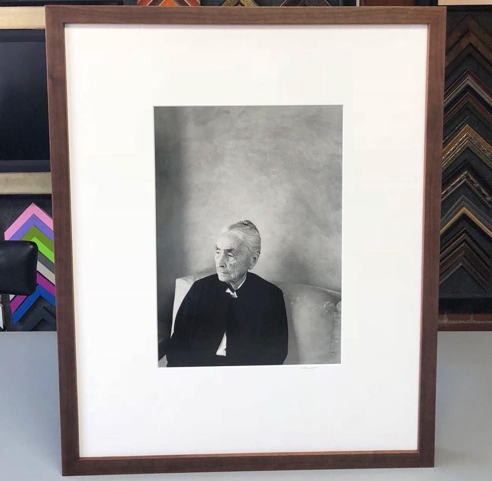 📷 Photograph by William Clift custom framed with acid-free matting ...