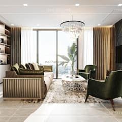 Photo of Soggiorno moderno di icon interior moderno | homify