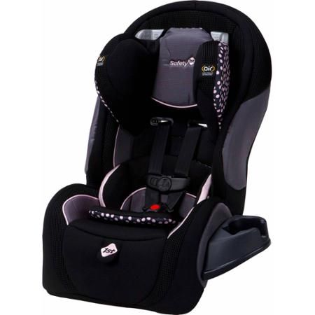 Safety 1st Complete Air 65 Convertible Car Seat, Pink Pearl - Walmart.com