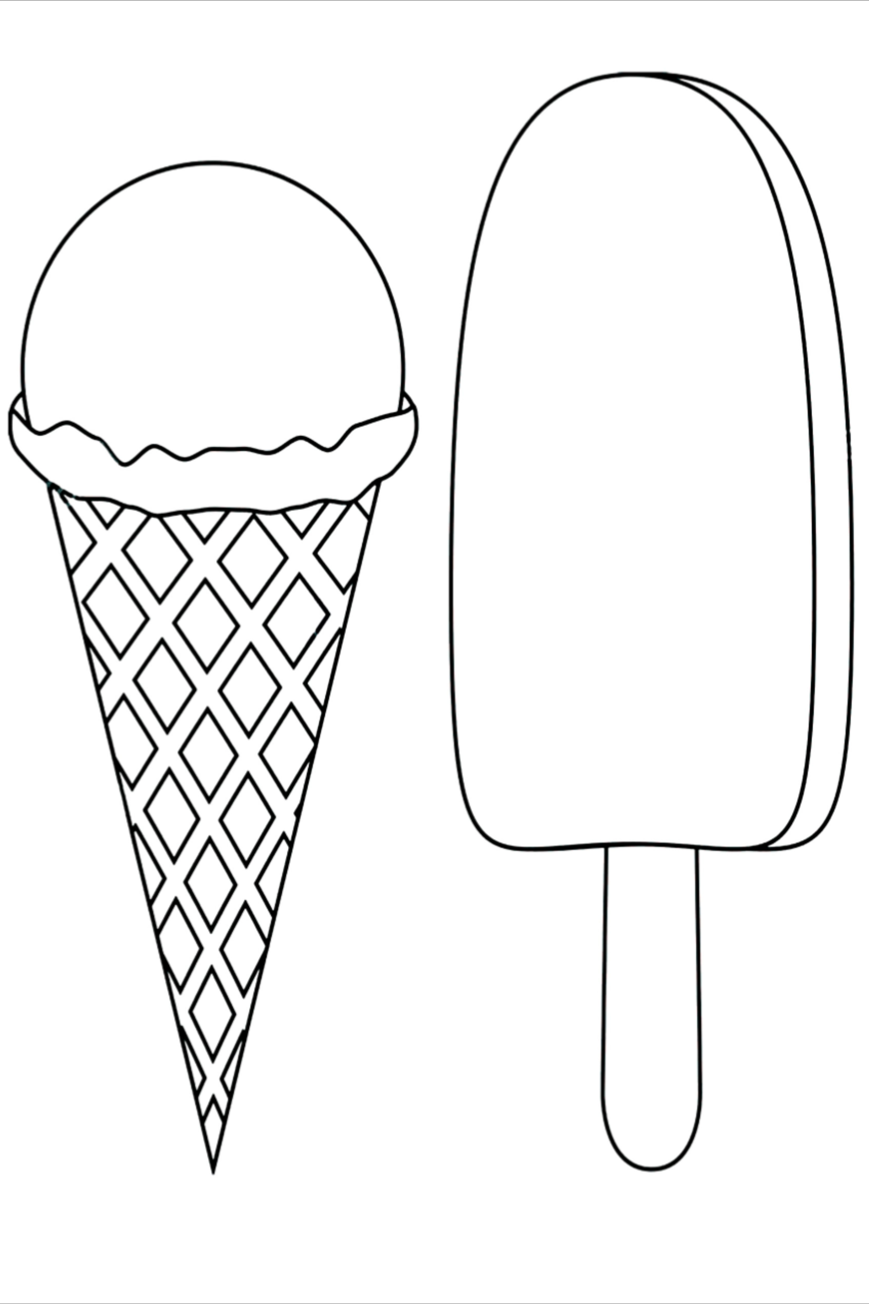 50 Ice Cream Coloring Pages For Kids Ice Cream Coloring Pages Coloring Pages Coloring Pages For Kids
