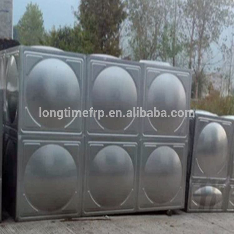 Competitive Price Stainless Steel Water Tank Steel Water Tanks Steel Water Water Tank