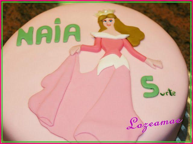Tarta para una princesa