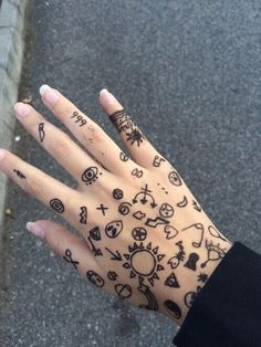 Image Result For Drawing On Your Arms Sharpie Tattoos Tattoos Pen Tattoo