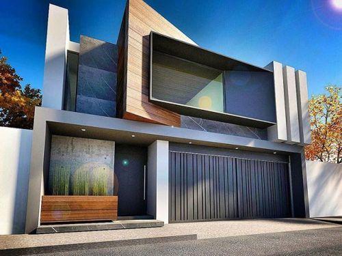 Pin de gustavo stoppa em casa de alto padr o casas - Casas arquitectura moderna ...