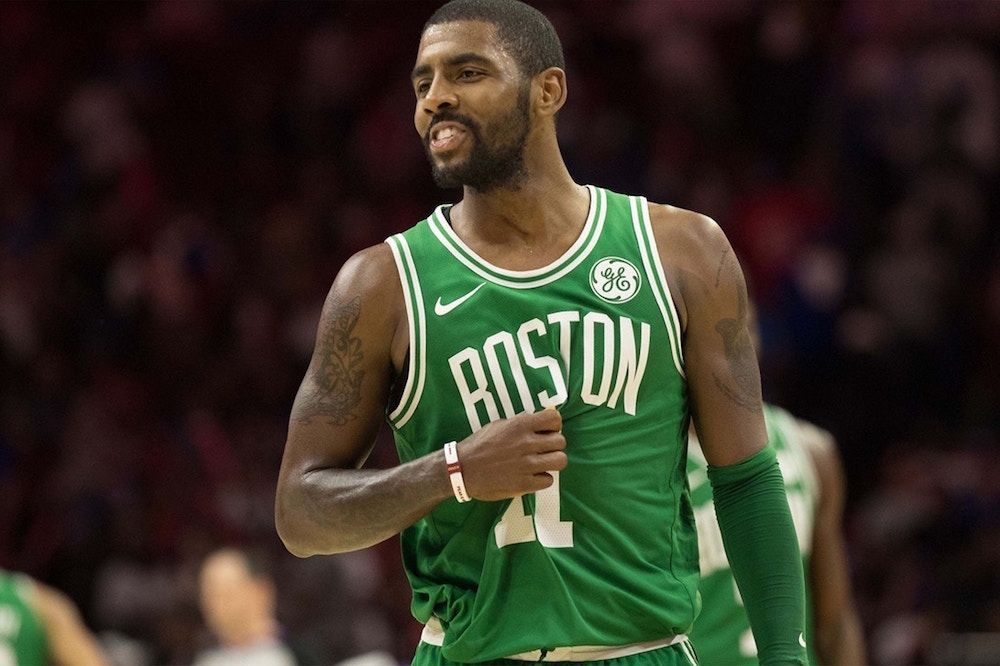 Something Special! Kyrie Irving Reveals The Nike Kyrie 4