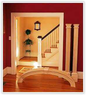 archway molding CurveMakers Patented Arch Kits, Wood
