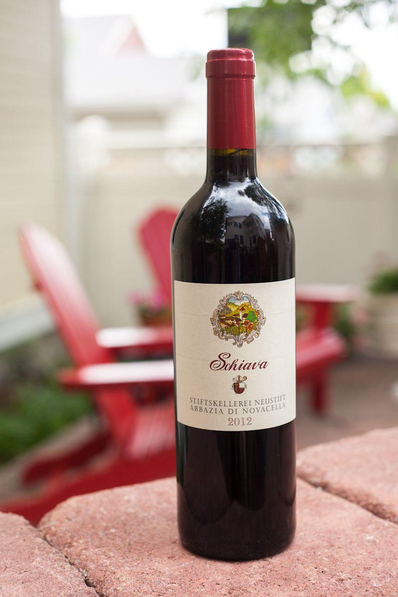 Stiftskellerei Neustift Abbazia Di Novacella Schiava Favorite Wine Wine Bottle Alcoholic Drinks