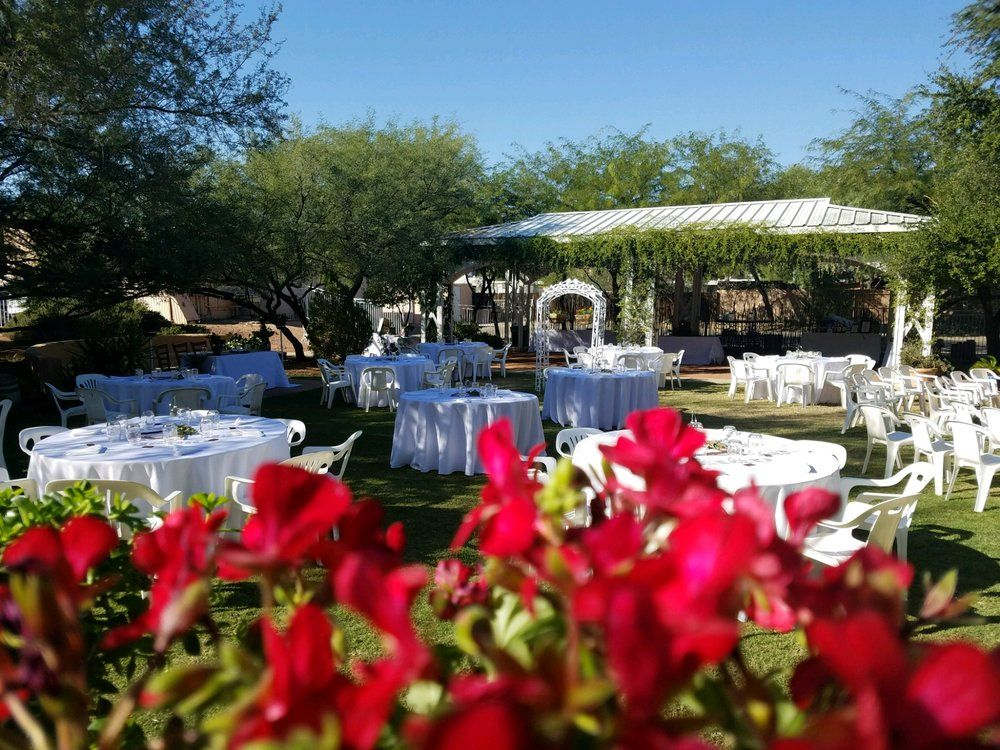 Delectables Catering and Venue Tucson's Catering