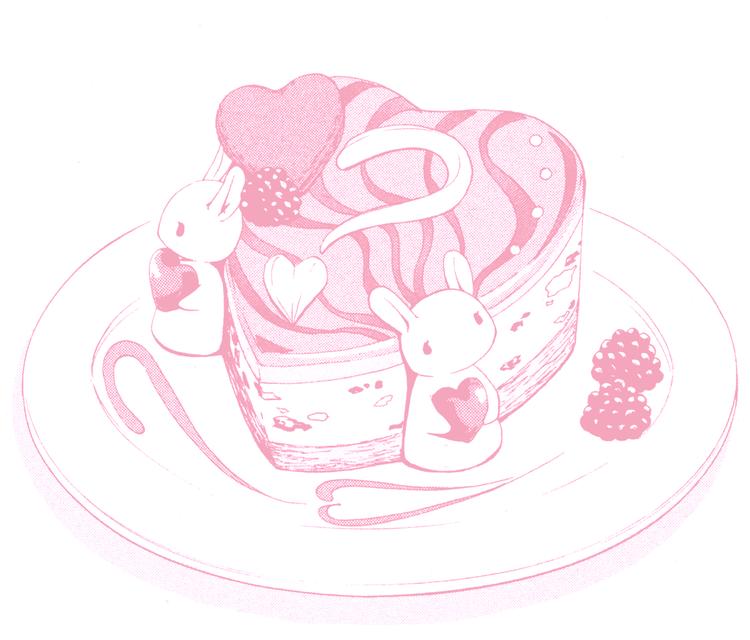 Pastel Pink Anime Aesthetic